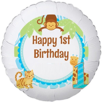 Wish You A First Happy Birthday