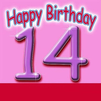 Nice Image Of 14th Birthday
