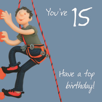 You Have 15 Have A Top Birthday