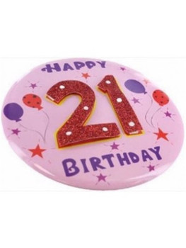 Image Of Happy 21st Birthday