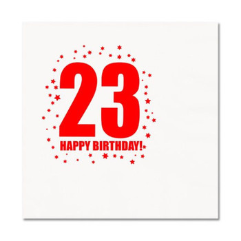Nice Image Of 23rd Birthday
