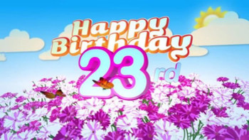 Beautiful Image Of 23rd Birthday