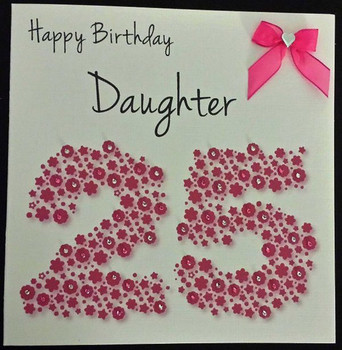 Happy 25th Birthday Daughter