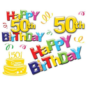 Image Of 50th Birthday