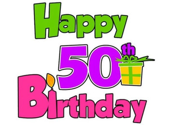 Pic Of Happy 50th Birthday