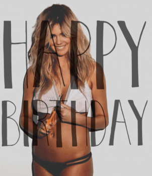 Hot happy birthday gifs share with friends