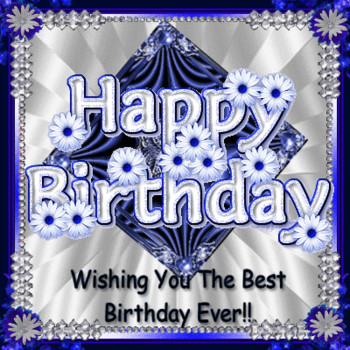 Wishing you the best birthday ever! free happy birthday e...
