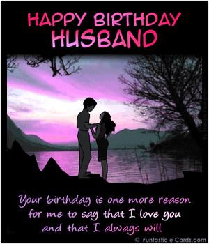 Dapper Husband Birthday Free For Amp Wife Ecards