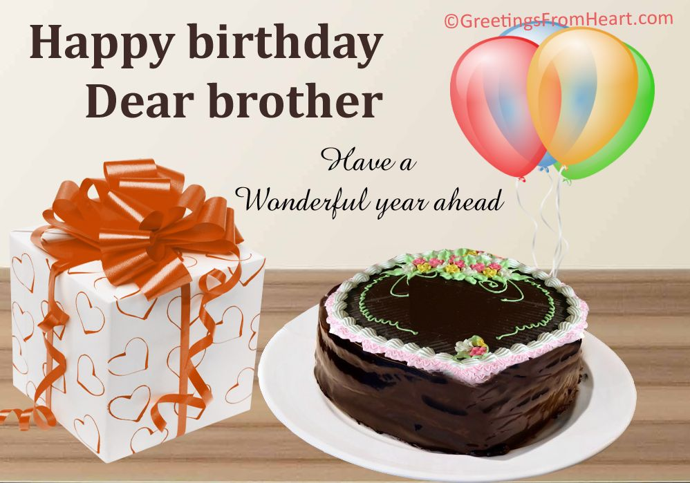 Birthday Wishes For Brother Greeting Cards 101 Happy Birt