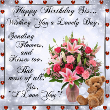 On your birthday sis free for brother amp sister ecards 123