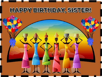 Happy birthday african free specials ecards greeting cards