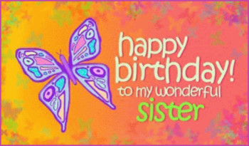 Makeup and styles birthday wishes elder sister