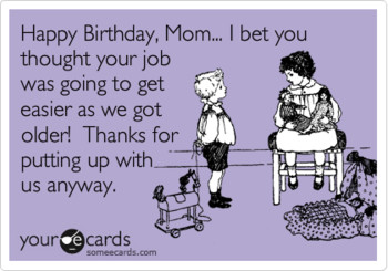 Funny Birthday Cards For Mom From Daughter Gangcraft Net