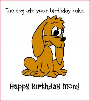 Birthday Card Printable Funny For Mom Free