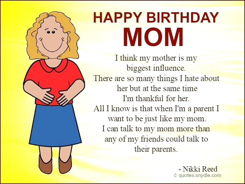 Funny Birthday Quotes For Mom And Funny Birthday Quotes F Happy