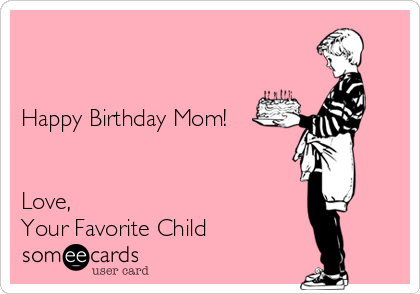 Birthday Images For Mom From Son