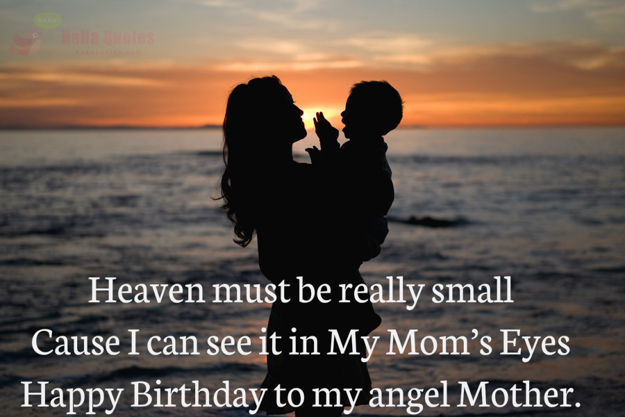 Happy Birthday Wishes For Mom From Son Bday Card Com