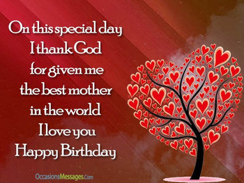 Happy birthday wishes for mom mother#39s birthday messages