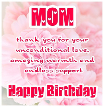 Happy birthday mom! birthday ecards for your mother