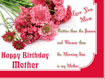 Happy birthday mother pictures photos and images for face...