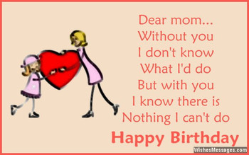 Birthday wishes for mom quotes and messages – wishesmessa...