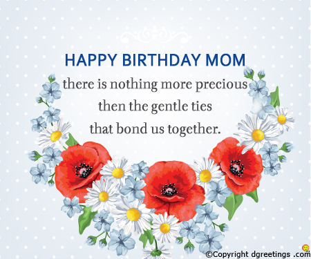 Birthday quotes for mom - Happy birthday images For Mother ...