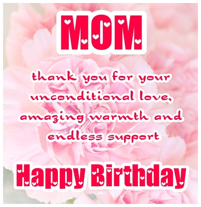 Happy Birthday Mom Ecards For Your Mother