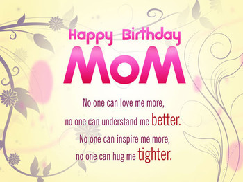 Happy birthday quotes wishes sms and messages for mother