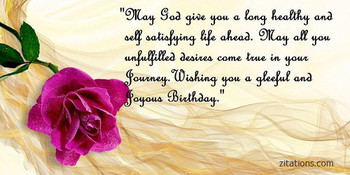 15 Awesome happy birthday religious quotes zitations