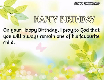 35 Best religious birthday quotes amp images happy wishes
