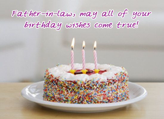 Free Birthday Cards For Father In Law Infocard Co