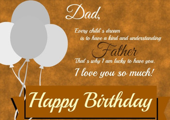 Happy birthday wishes for fathers 2017 happy birthday lines