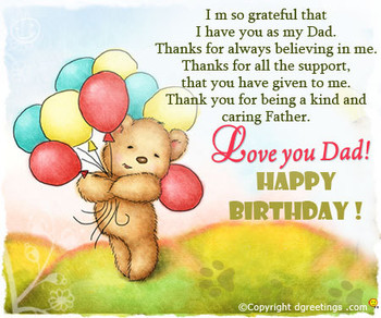 Happy birthday father card uploaded by mini on we heart it