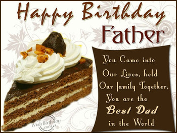 Happy birthday dad quotes birthday wishes for step father...