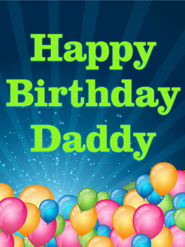 Enjoy your day! happy birthday wishes card for father bir...