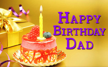 Happy birth day daddy papa father dad wishes quotes greet...