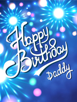Let#39s celebrate! happy birthday card for dad birthday a...
