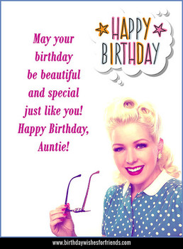 Aunt Birday Meme Happy Birthday Images For Aunt Funny