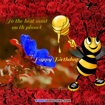 Top Happy Birday Aunt Wishes and Messages