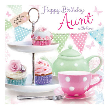 Happy Birday Aunt Birday Cards BampM Stores