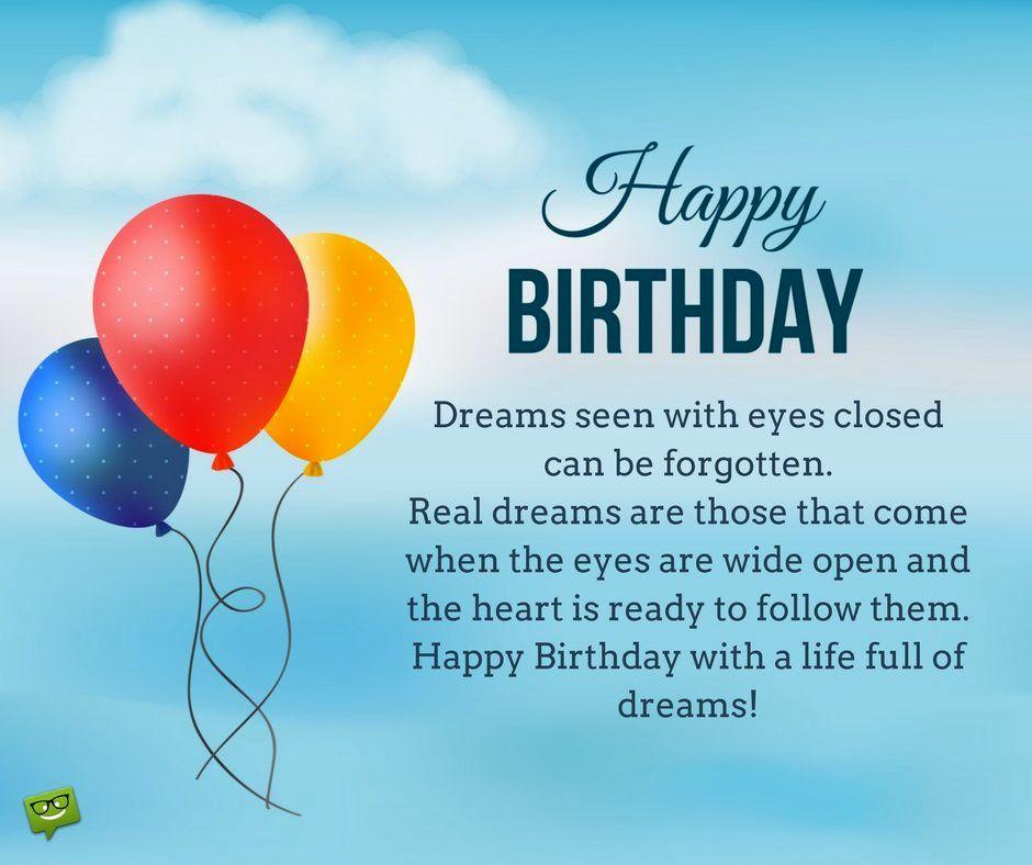 Sensational Happy Birthday Wishes For Him Image Best Birt