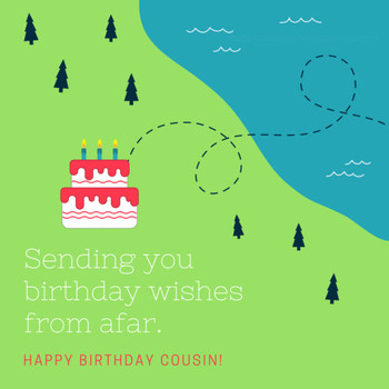 Happy Birday Cousin Wishes Find e perfect birday wish