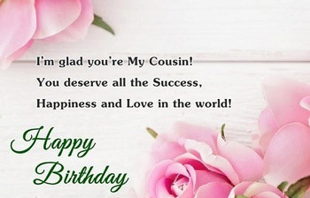 Happy Birday Cousin Sister Wishes Images Download Festival