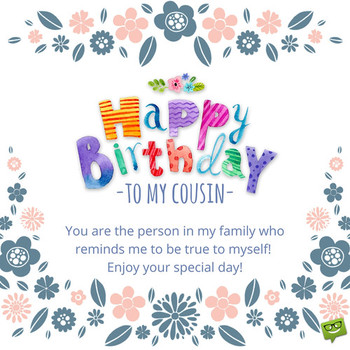 Happy birday cousin Wishes and Quotes For WhatsApp