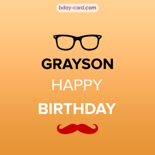 Happy Birthday photos for Grayson with antennae