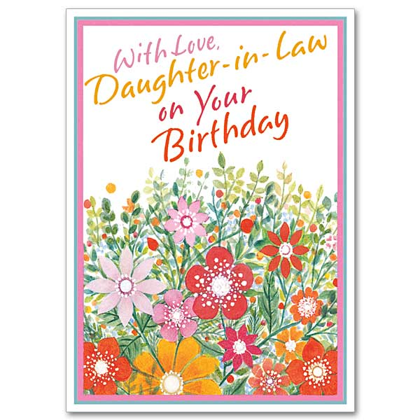 Peachy Happy Birthday Daughter In Law Images Free Bday Cards And Funny Birthday Cards Online Elaedamsfinfo