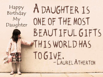 Best Ideas About Happy Birday Daughter On Pinterest