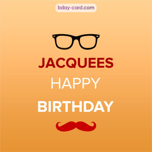 Happy Birthday photos for Jacquees with antennae