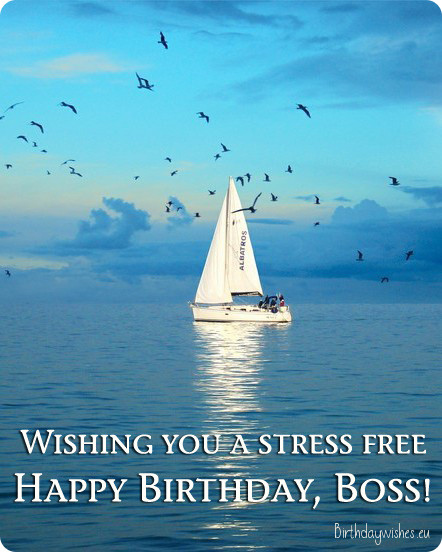 Happy Birthday Images For Boss