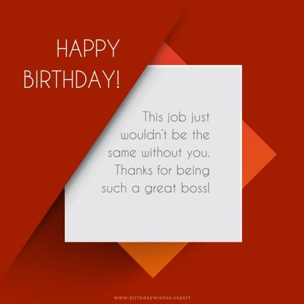 Happy Birthday Images For Boss Free Bday Cards And